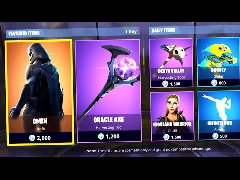 Fortnite Item Shop July 18th 2018! NEW Item Shop July 18th! Daily Item Shop