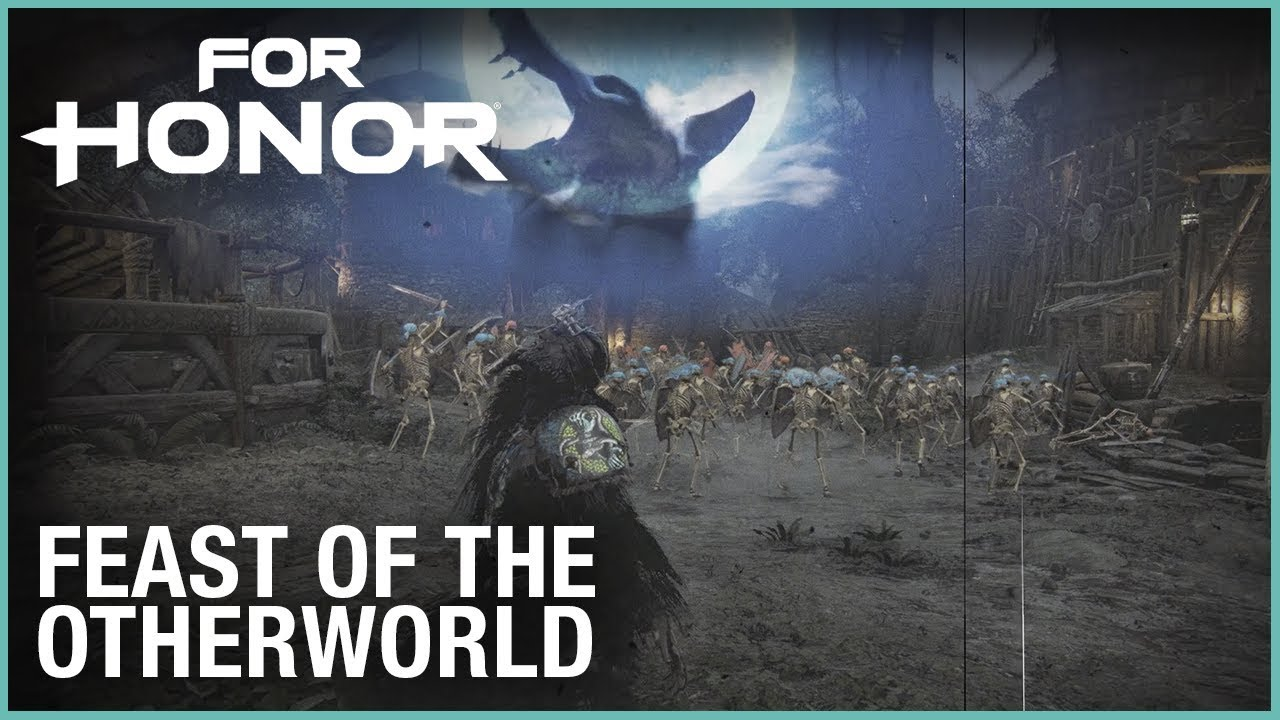 For Honor Limited Time Arcade Effect Halloween 2020 For Honor: Feast Of The Otherworld Halloween Event | Trailer