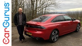 Peugeot 508 2019 review: Style and Substance?    CarGurus UK thumbnail