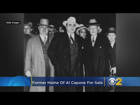 Al Capone's Former Chicago Home Listed For Sale