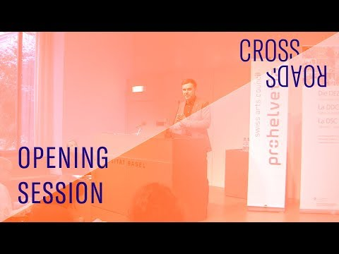 Opening Session (CROSSROADS Conference)