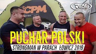 Puchar Polski Strongman w Parach - Łowicz 2019