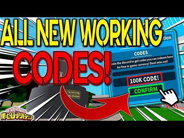 New Codes For Boku No Roblox Remastered 2019 May 20 Th Clip