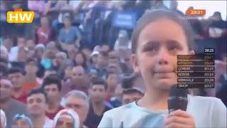 10 Yaşındaki Gizemin  Nihat Hatipoğlu'na Sorduğu Soru Ağlattı !