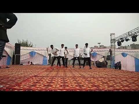 Dance hiphop indian crew