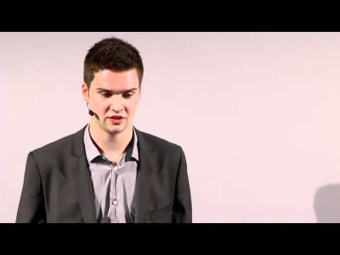 TEDxDublin - James Whelton - An Explosive Start