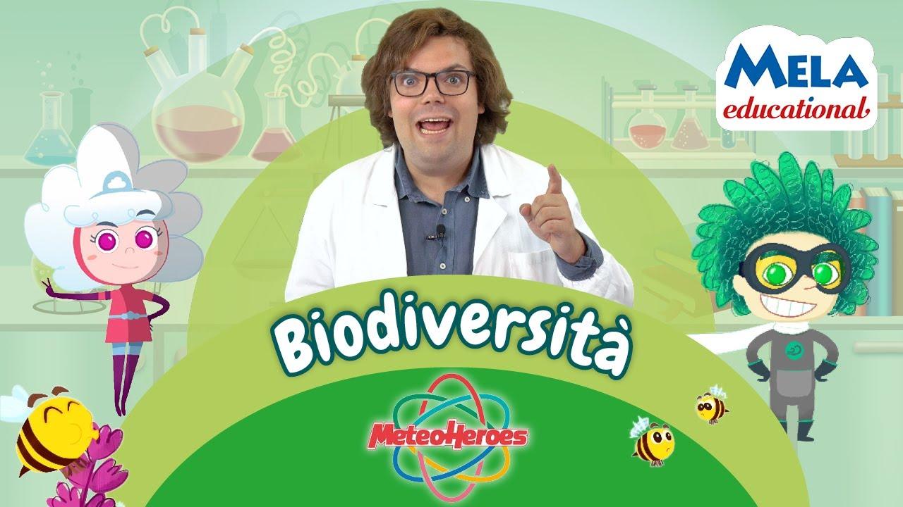 Download La biodiversità - Renato lo scienziato feat Meteoheroes @MelaMusicTV 