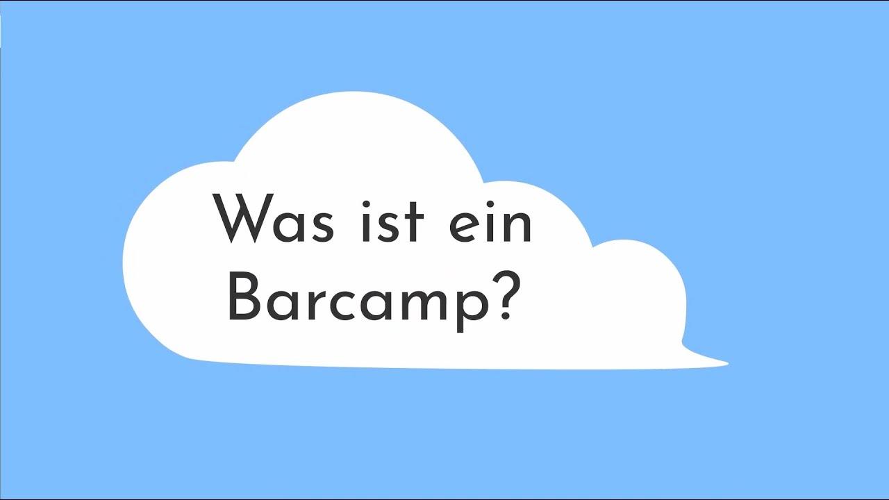 Was ist ein Barcamp? - einfach erklärt (Akademie Herkert)