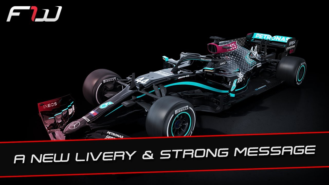 Mercedes Reveal New Livery And Renewed Purpose