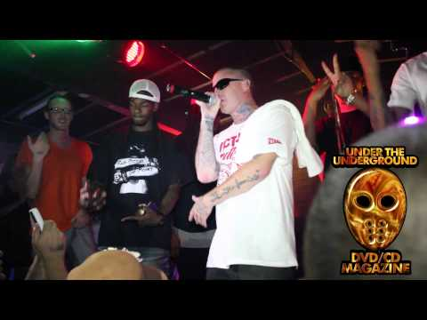 "Lil Wyte ""Acid"" Live Performance At Club Indulge in Knoxville,TN"