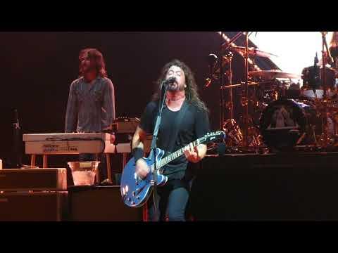 """Walk"" Foo Fighters@Merriweather Post Pavilion Columbia, Md 7/6/18"