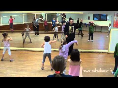 SAKADANSE - Stage Hip Hop Enfants - Semaine de la Danse