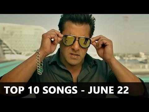 Top 10 Bollywood Songs Of The Week (Radio Mirchi Charts) - June 22, 2018