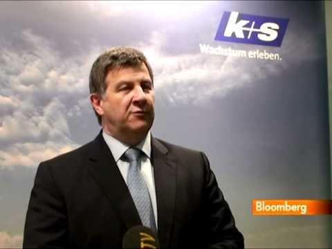 K+S's Steiner Rules Out Bid for BASF Fertilizer Assets