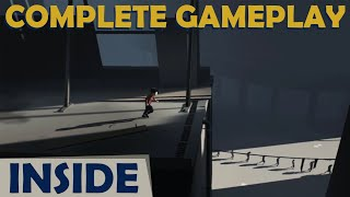 INSIDE - Complete Gameplay