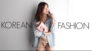 KOREAN STYLE SUMMER OUTFITS LOOKBOOK