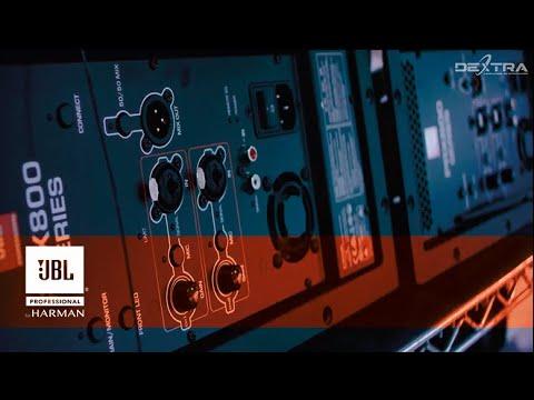 JBL Professional -Dextra: El arte de hacer sonido - YouTube