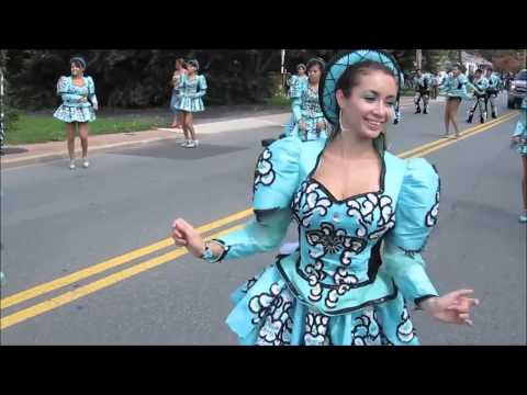 Chicas bailando Saya - 2 (Canción: Negrita - Kjarkas (Pacha))