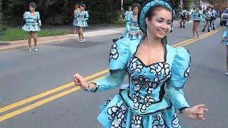 Chicas bailando Saya - Caporales 2 (Canción: Negrita - Kjarkas (Pacha))