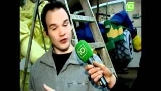 BC Ambiance bij het tv programma