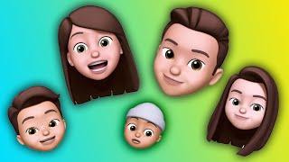 La Canción de la Familia Dedo en Español   Las Mejores Canciones Para la Familia