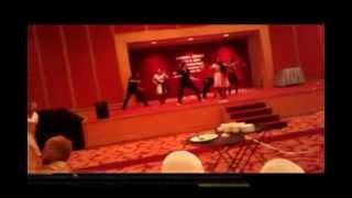 Tarian Bollywood - Teri Chunariya & Haila Haila by Mydin Mart Shah Alam