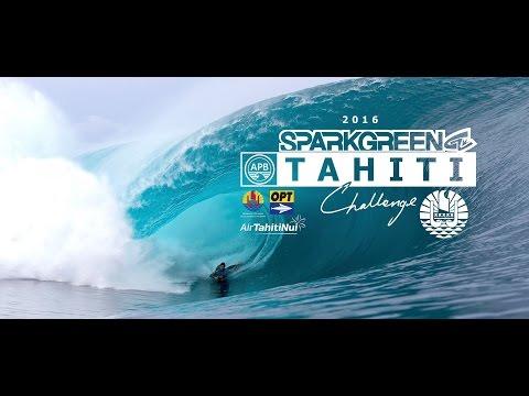 2016 Sparkgreen Tahiti Challenge Day 2