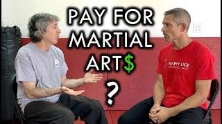 Should You Pay for Martial Arts Classes?