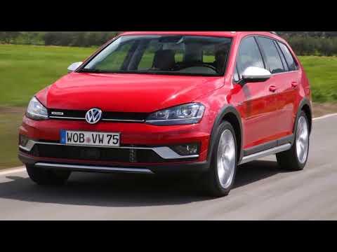 CAR ZONE New 2017 Volkswagen Golf Alltrack Review