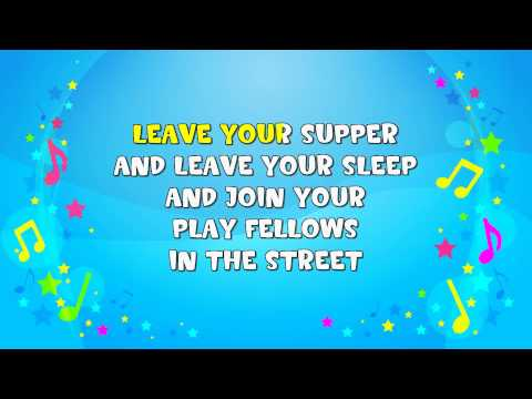 Girls and Boys Come Out to Play | Sing A Long | Nursery Rhyme | KiddieOK