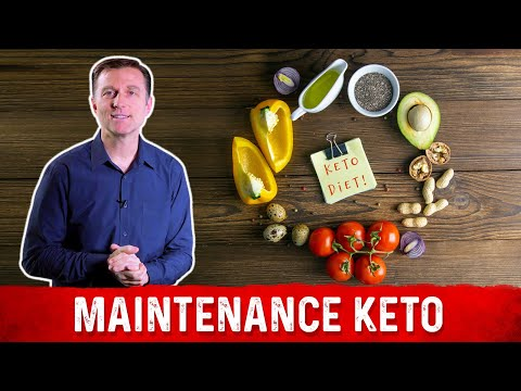 Maintenance on a  Ketogenic  & Intermittent Fasting Plan