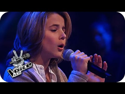 Andrea Bocelli, Celine Dion  The Prayer Matteo, Claudia, Matteo Markus  Battles  The Voice Kids