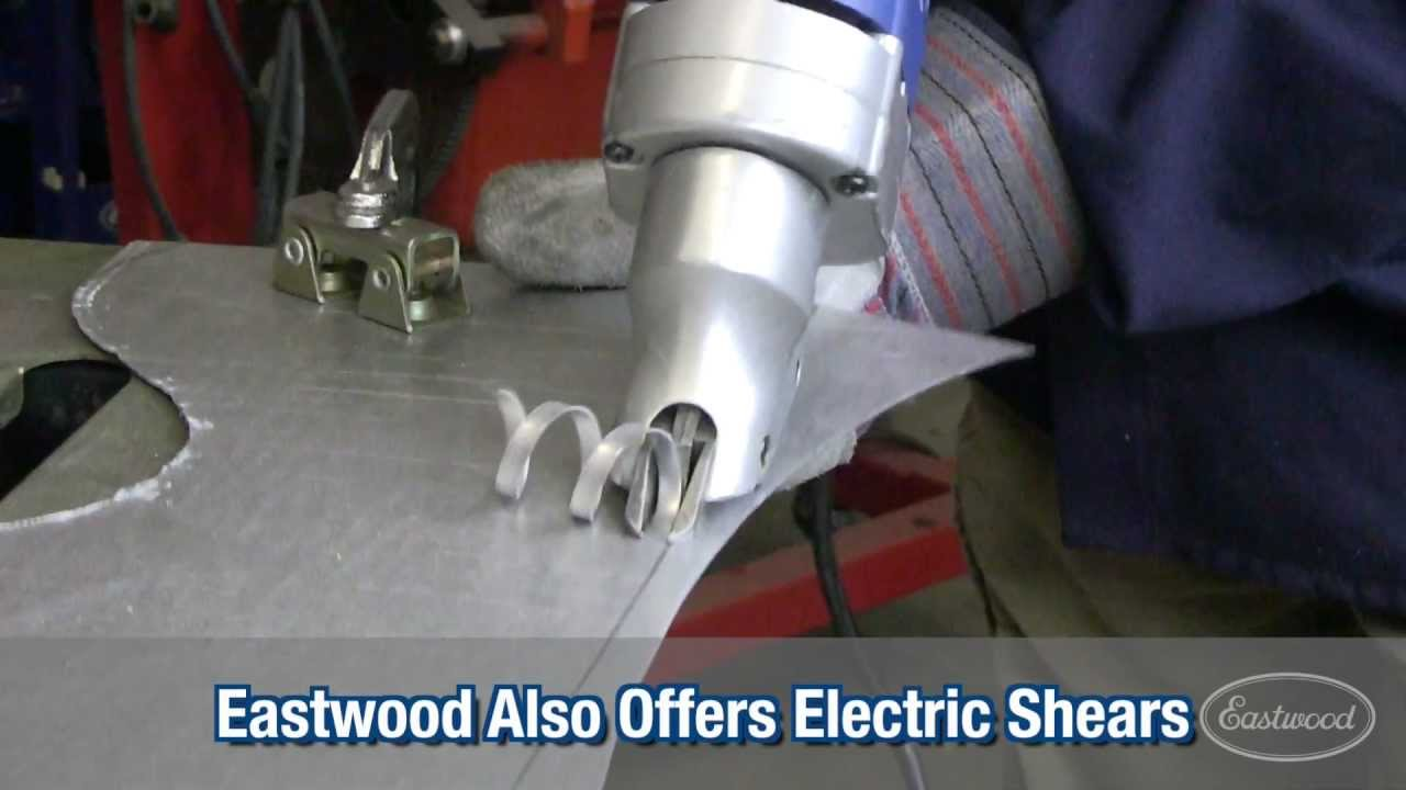 Air Shears From Eastwood Youtube
