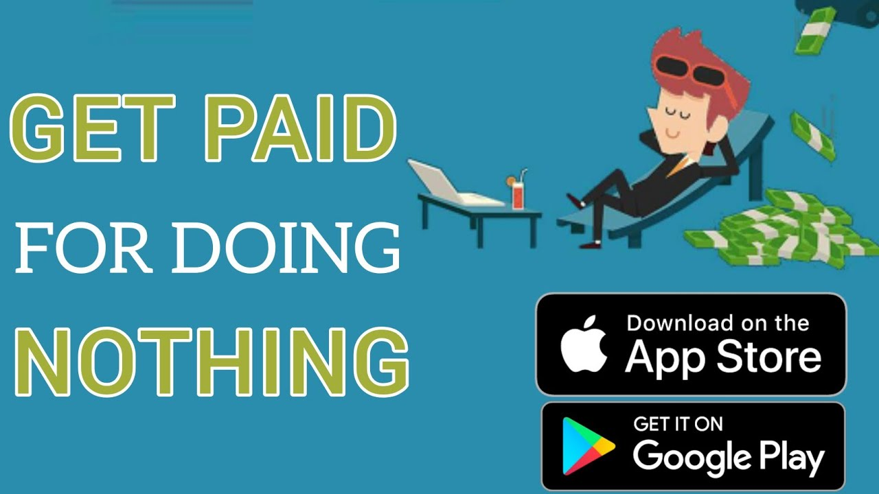 Do Nothing & Get Paid For Free (iOS & Android) | Make Money Online 2020 | Wesley Virgin Reviews