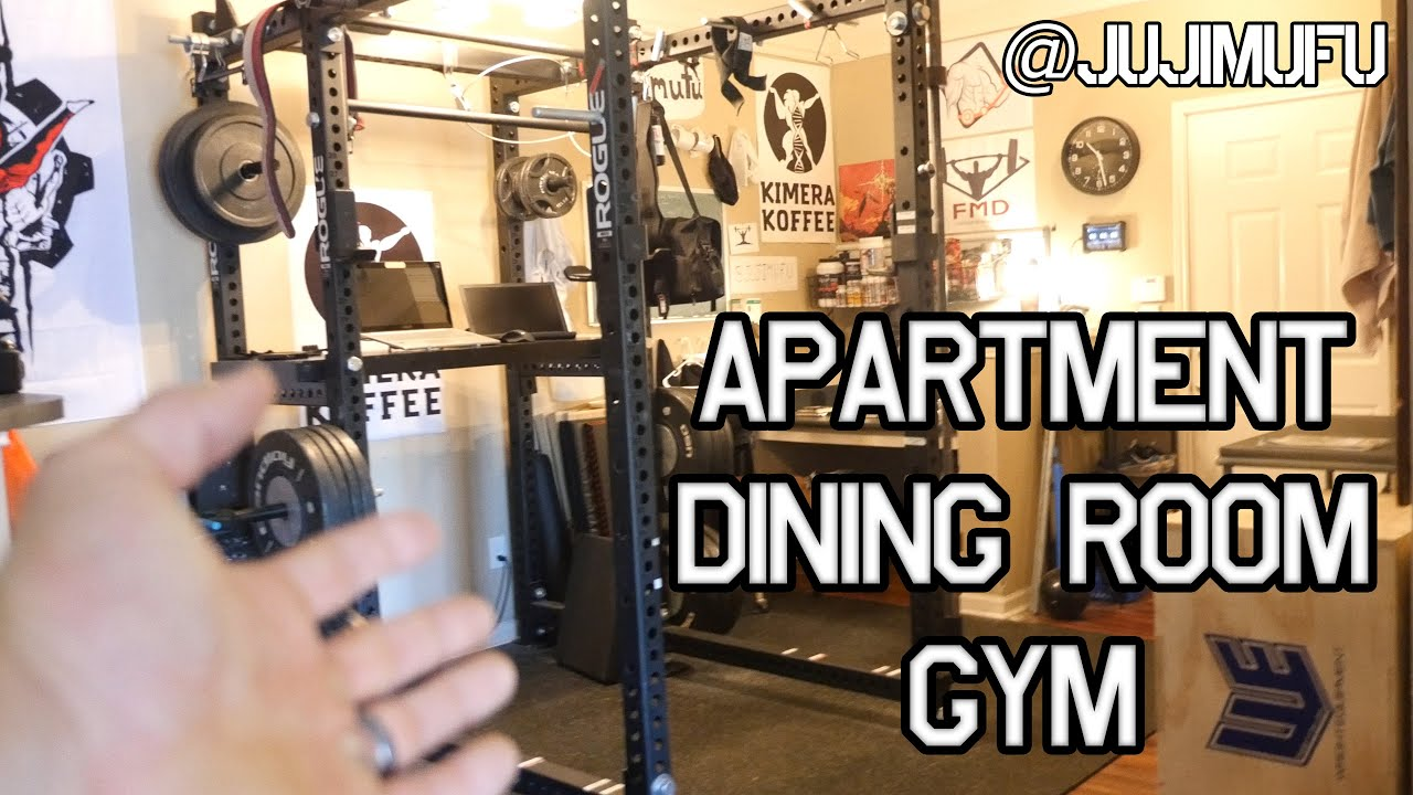 Jujimufu Apartment Dining Room Gym   YouTube