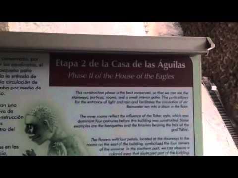 La casa de las aguilas templo mayor youtube - La casa de las angulas ...