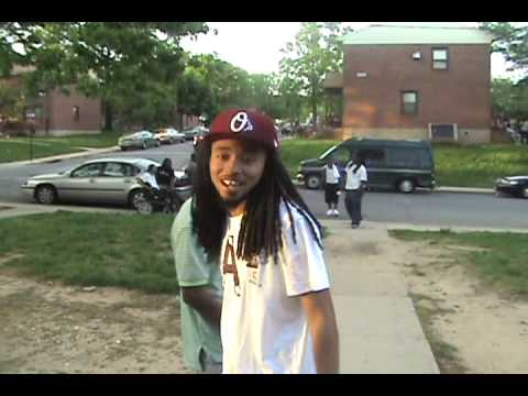 """""""Cherry Hill & Down Ya Block Party""""(Mike-Mike BirthDay)(5-1-10) pt.1"""
