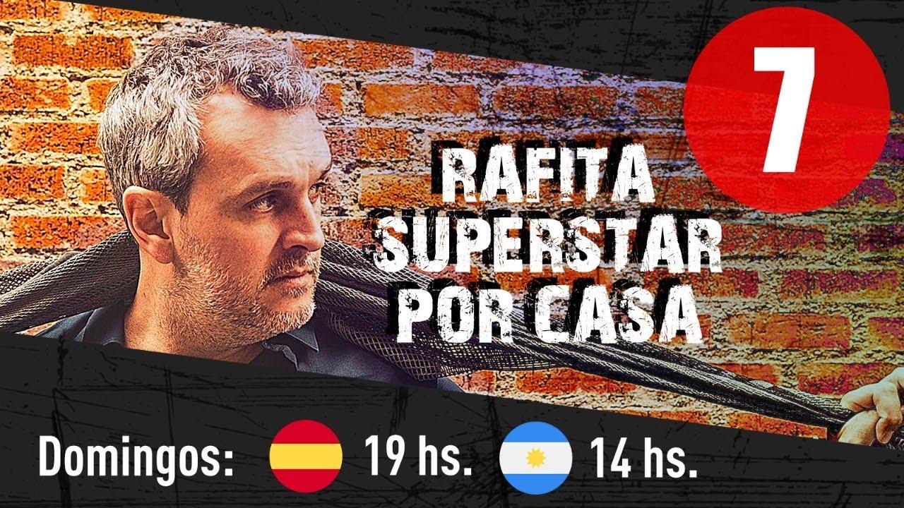 Rafa Pons - Rafita SuperStar por Casa 7