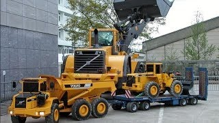 Heavy Equipment Accidents #RC heavy equipment accidents caught on tape, amazing truck accidents, exc