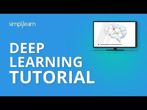 Deep Learning Tutorial | Deep Learning TensorFlow | Deep Learning With Neural Networks | Simplilearn