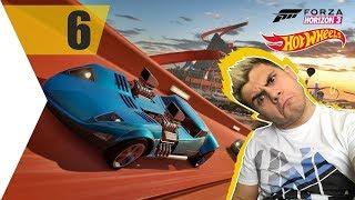 NEM AKAROK A FALHOZ ÉRNI! | Forza Horizon 3 Hot Wheels #6.
