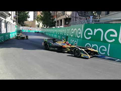 FORMULA E Grand Prix Santiago, equipo TECHEETAH busca el triunfo