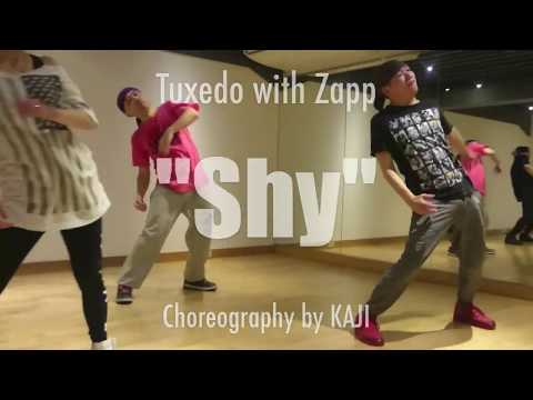 "Tuxedo With Zapp - ""Shy"" 