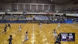 28日 バスケットボール男子 あづま総合体育館Aコート 高松商業×飛龍 一回戦 2 thumbnail