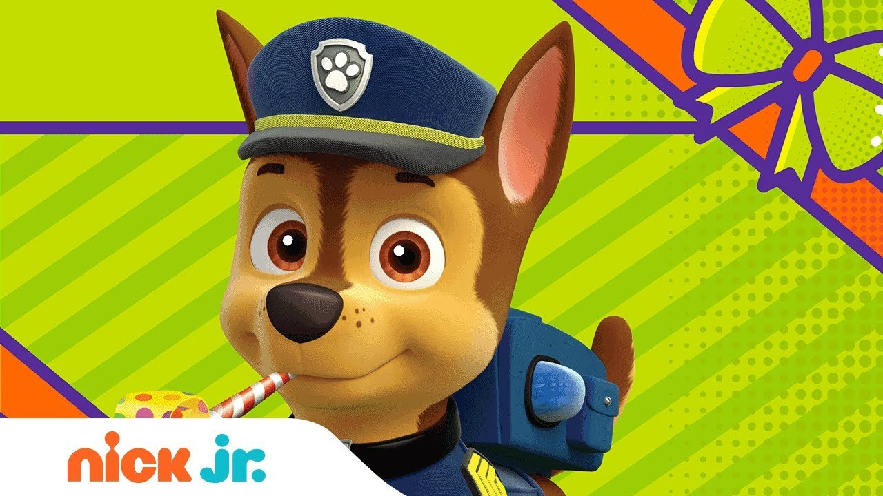 Paw Patrol S Special Happy Birthday Song Nick Jr Music Youtube