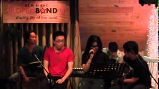 Mashup Căn gác trống + Lặng thầm một tình yêu + Apologize - ACE Band
