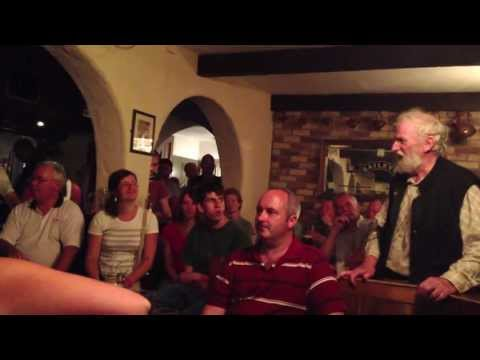 TED McCORMAC - Black Velvet Band - Live @ O'Connor's Pub, Doolin, Co. Clare, Eire