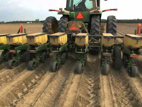 Georgia Corn Planting Youtube