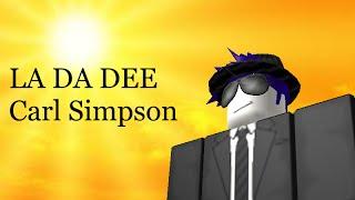 Cody Simpson -La Da Dee [ROBLOX MV]