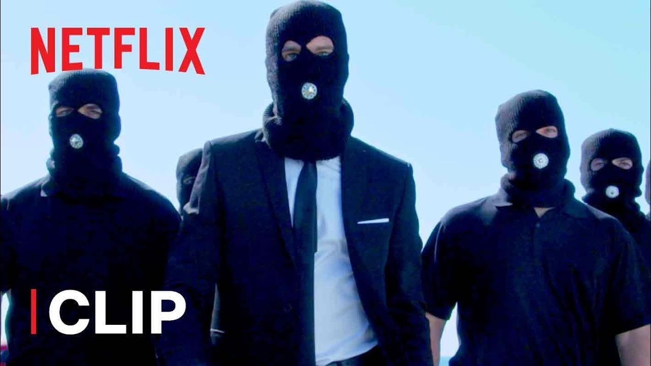 Download Bad Guy Reveal | The Greenhouse Academy | Netflix Futures
